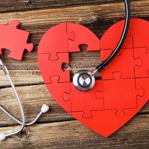 Quel est le taux de crises cardiaques au Canada?