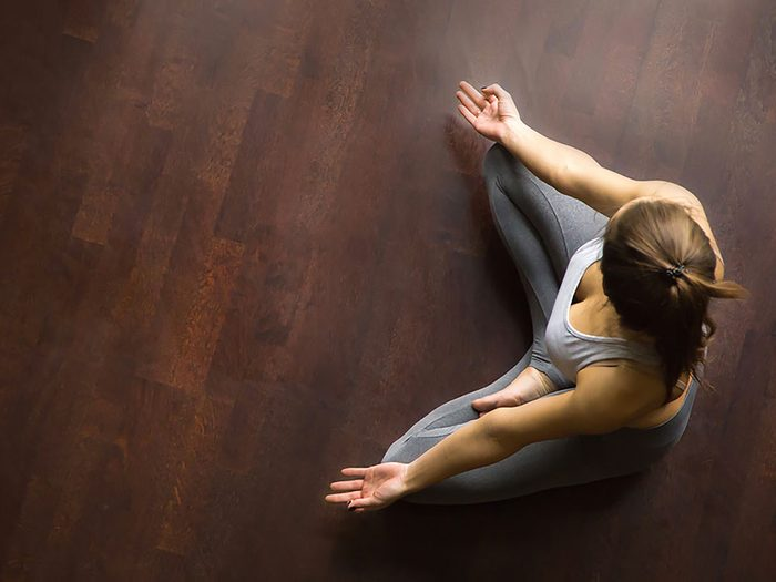 Évacuer le stress réduit le risque de crises cardiaques.