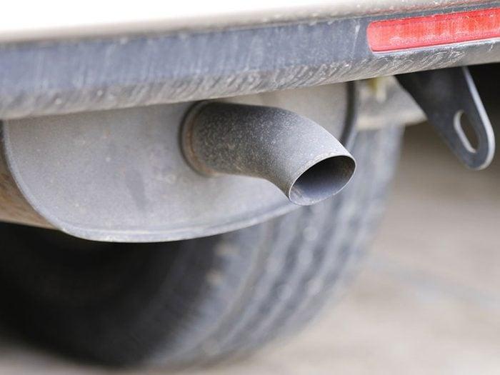 Méfiez-vous monoxyde de carbone pour éviter un empoisonnement.