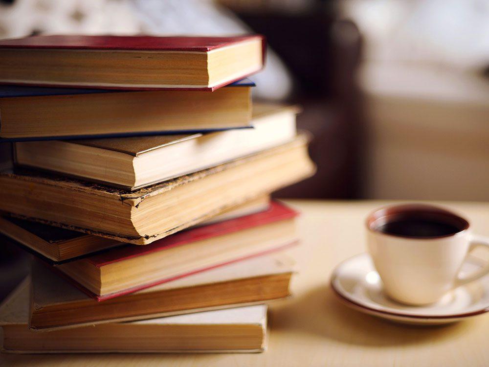 Lisez pour être heureux et renforcer votre sagesse.