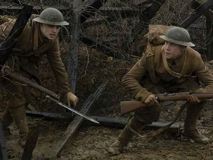 1917 est l'un des 15 films et séries à surveiller en janvier 2020.