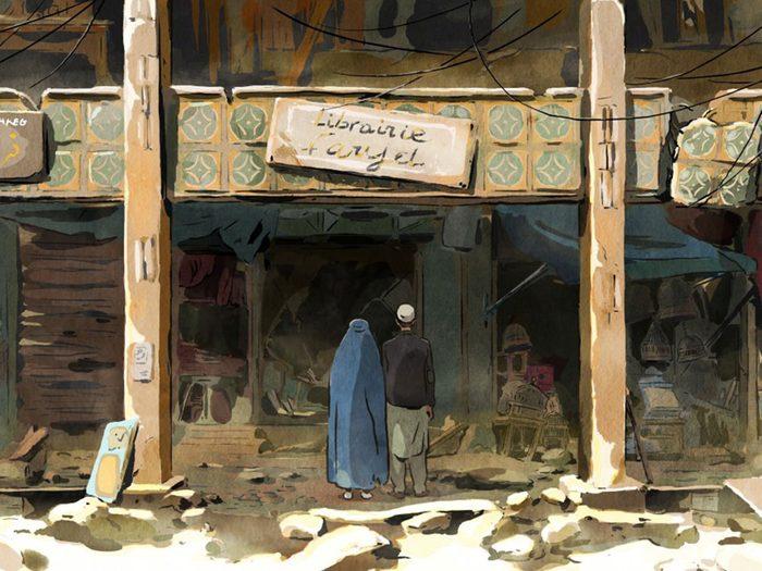 Les hirondelles de Kaboul est l'un des 15 films et séries à surveiller en janvier 2020.