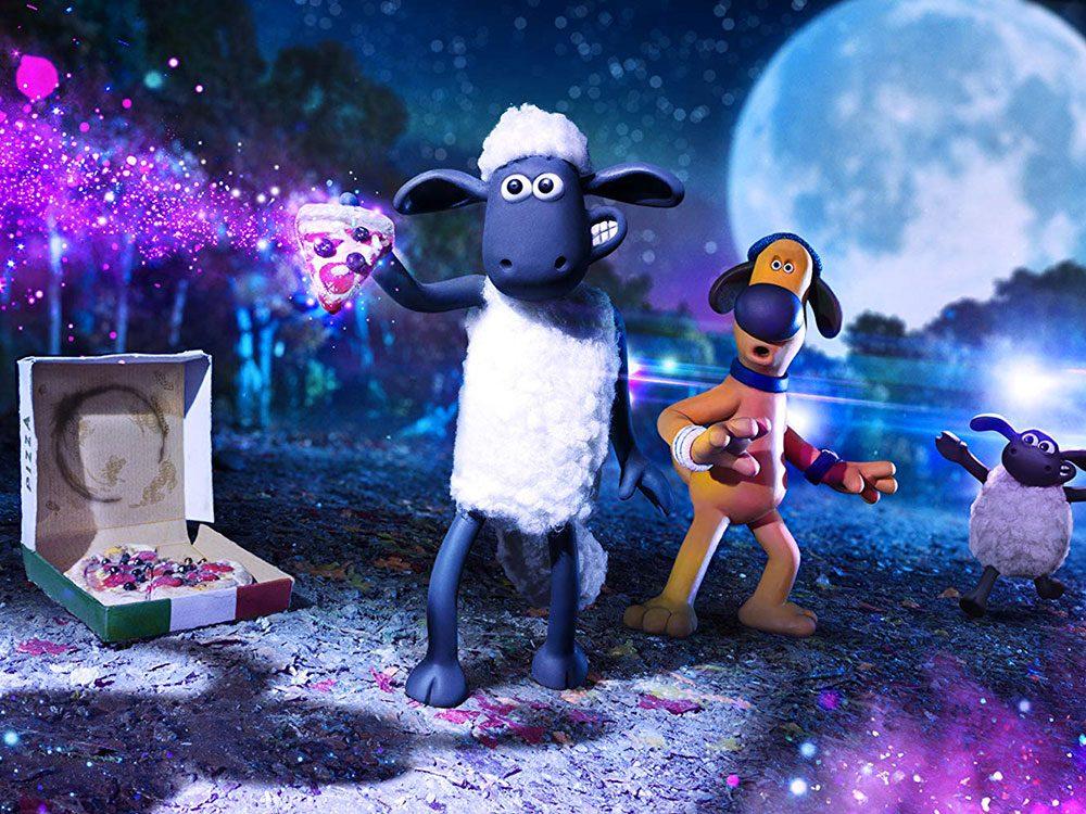 Shaun le mouton – La ferme contre-attaque est l'un des 15 films et séries à surveiller en janvier 2020.