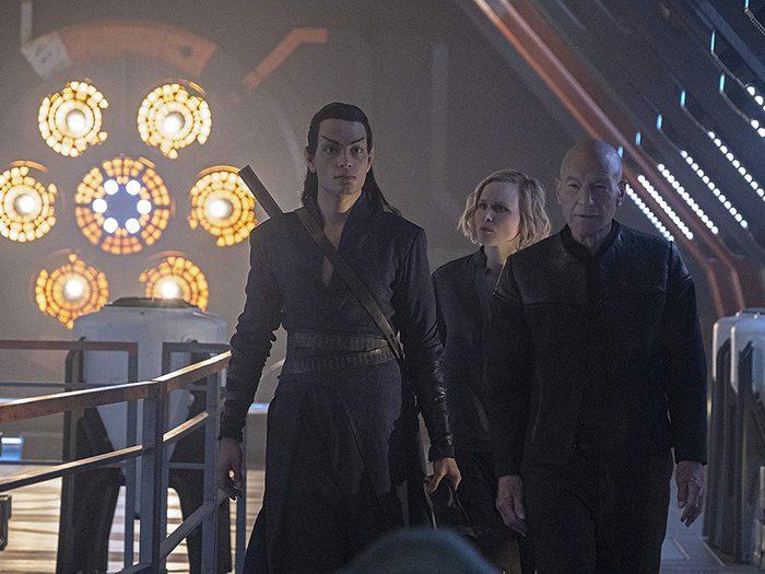 Star Trek: Picard est l'un des 15 films et séries à surveiller en janvier 2020.