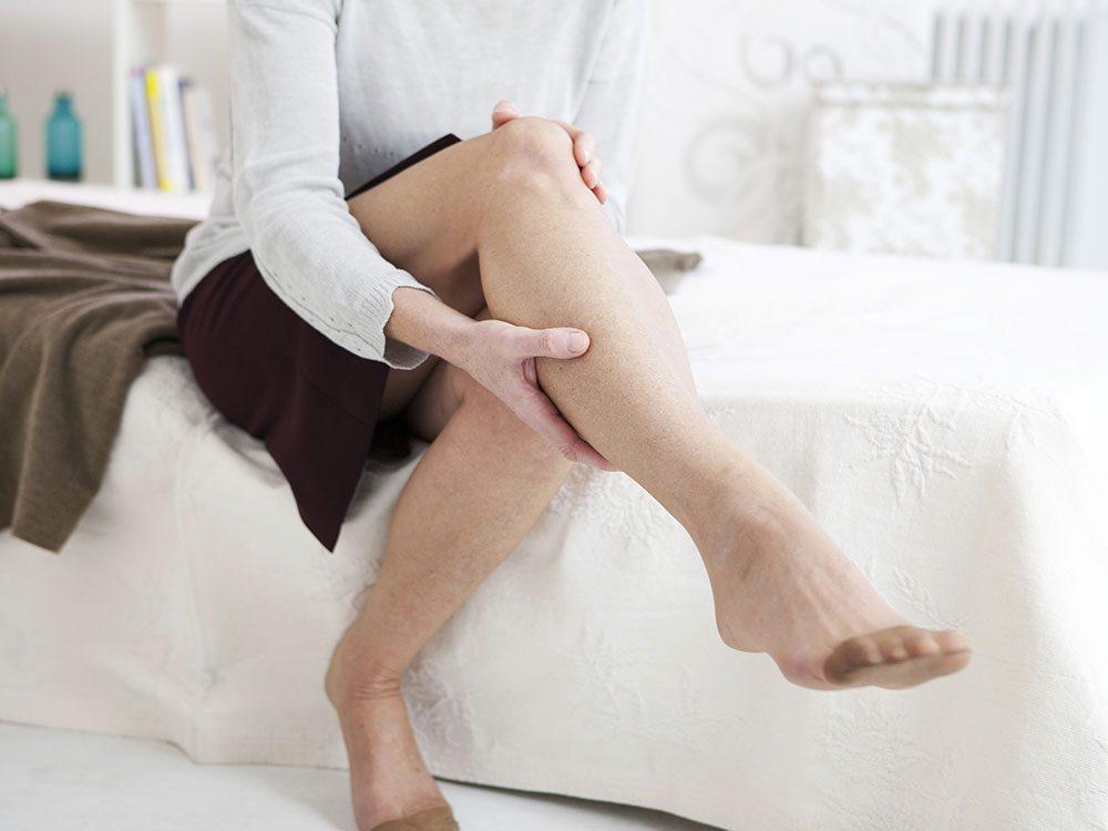 Certains groupes sanguins augmentent le risque de caillots sanguins.