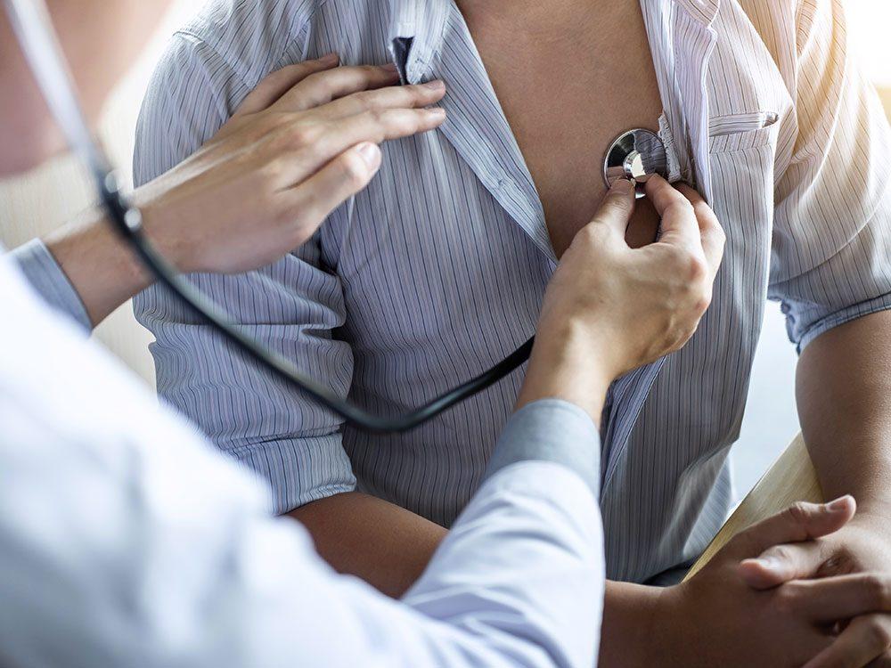 Certains groupes sanguins augmentent le risque de maladie cardiaque.