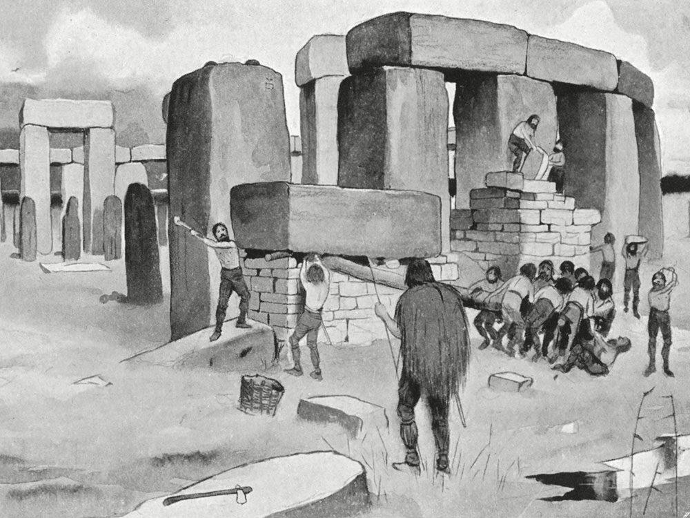 Mystère: qui a construit Stonehenge?