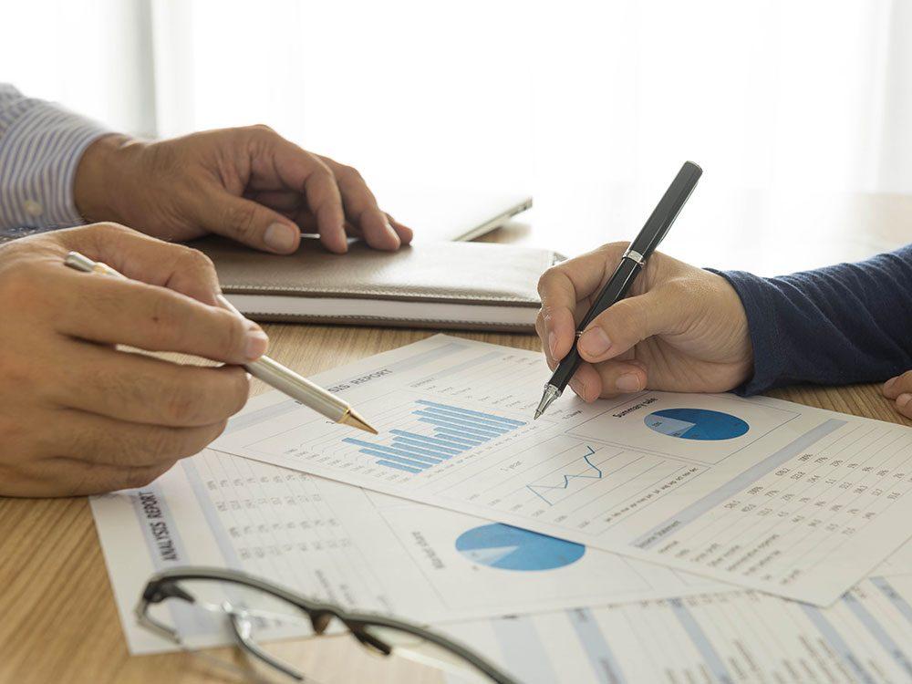 Qu'est-ce qu'un planificateur financier?