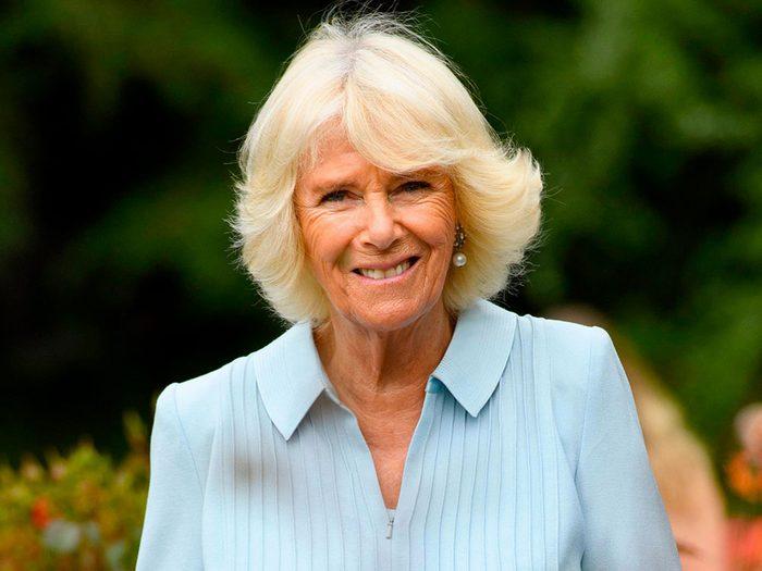 Camilla, la femme de Pince Charles, pourrait devenir Reine.