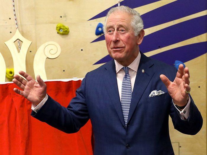 Le Prince Charles sera probablement un monarque qui s'exprime davantage.