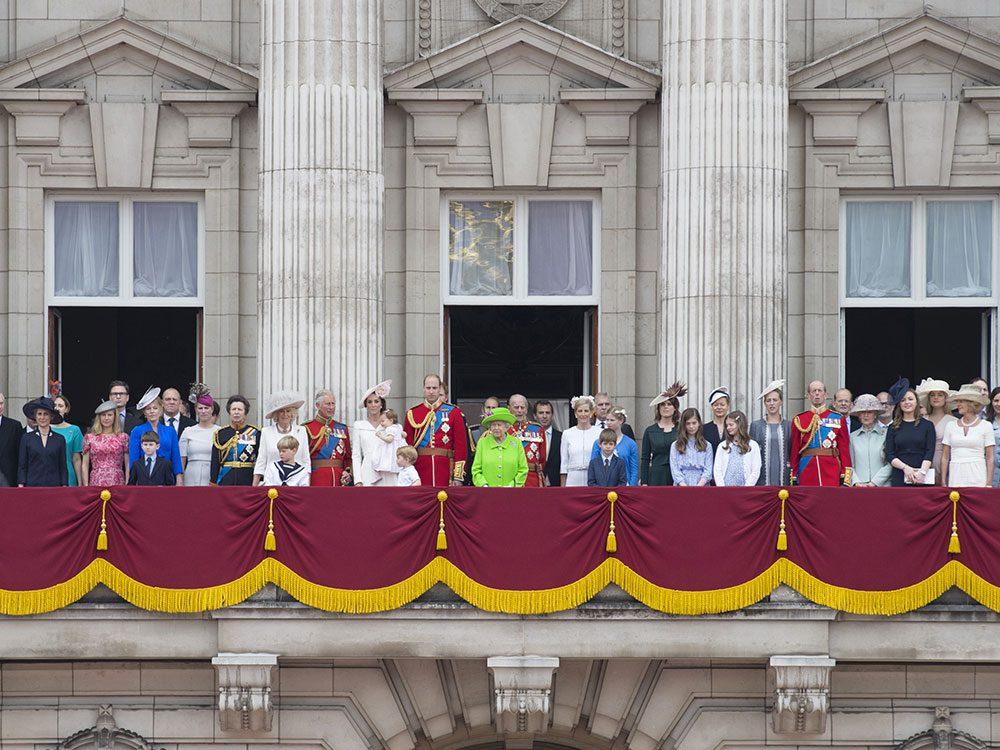 Quand le Prince Charles deviendra Roi, la taille de la monarchie pourrait être réduite.