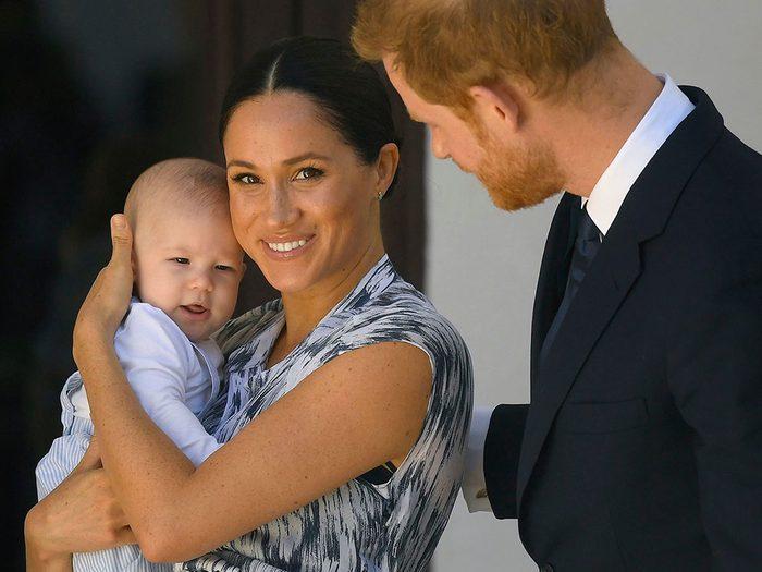Archie pourrait devenir Prince quand le Prince Charles deviendra Roi.
