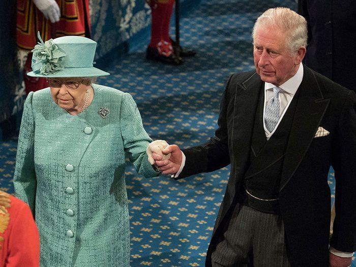 Le Prince Charles pourrait accéder au trône du vivant de la Reine.