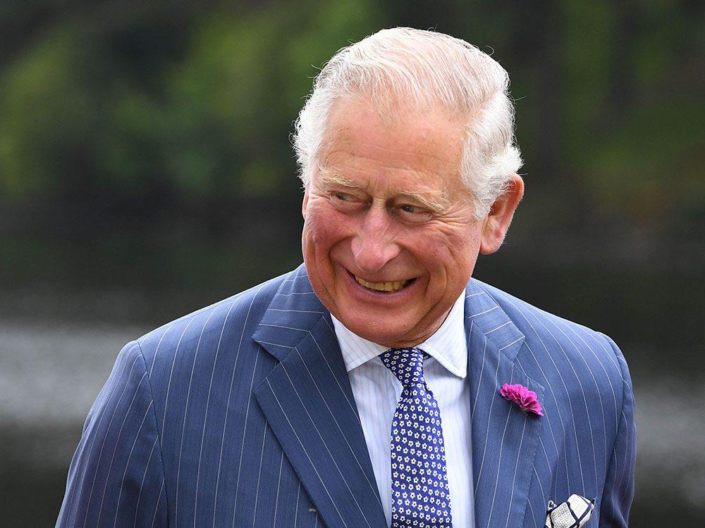 Le Prince Charles pourrait néanmoins tempérer ses opinions.