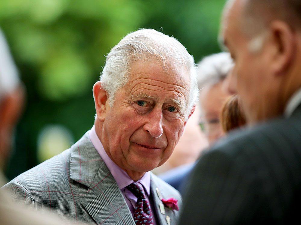 Le Prince Charles pourrait bien changer l'un de ses titres.