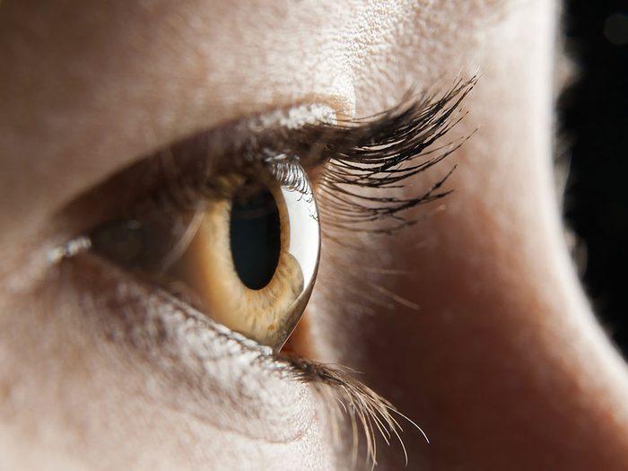 Santé des yeux: des symptômes plus graves que d'autres.