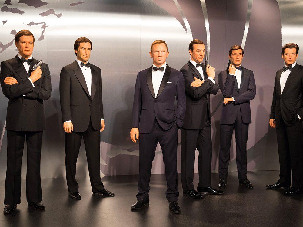 Quiz sur James Bond: le thème musical.