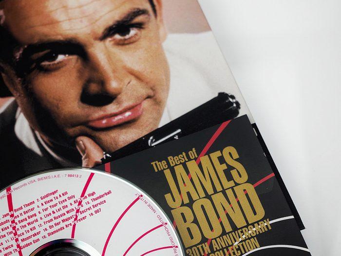 Sean Connery n'a pas toujours incarné James Bond.