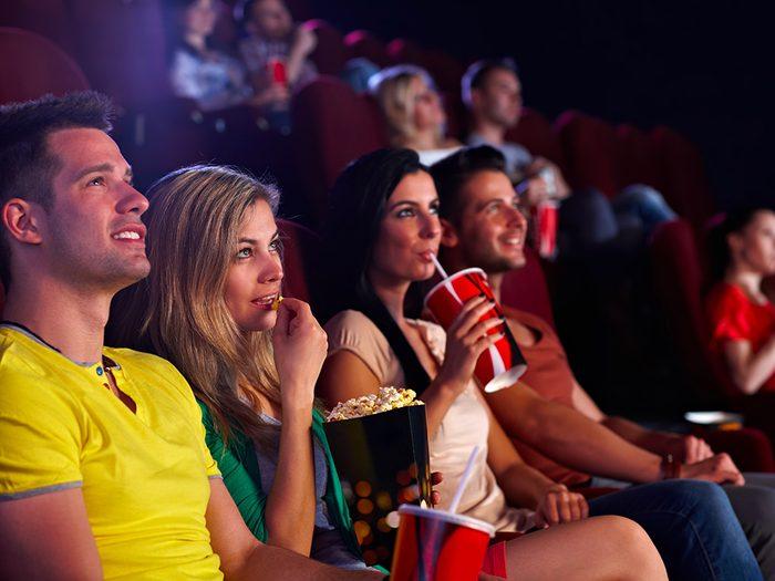 On estime à deux milliards le nombre de personnes ayant déjà vu un film de James Bond.