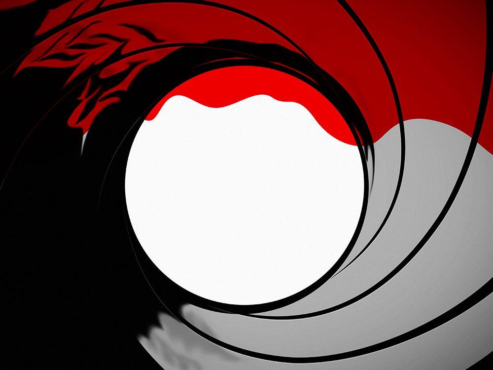 Quiz sur James Bond: le thème musical, réponse.