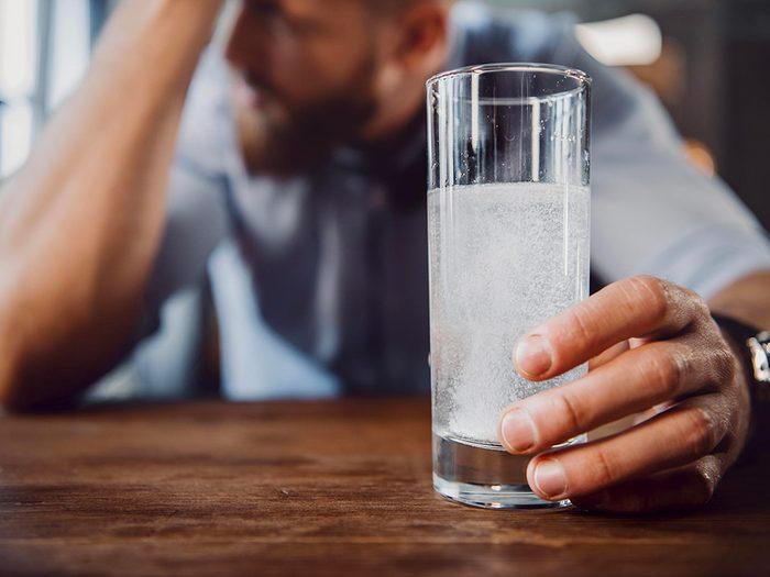 L'abus d'alcool est un des principaux déclencheurs d'anxiété.