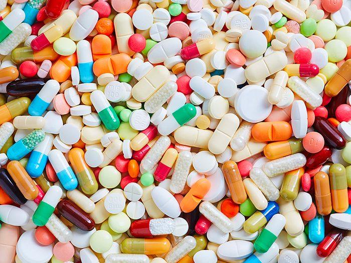 Consultez un médecin avant de prendre des médicaments pour brûlures d'estomac.