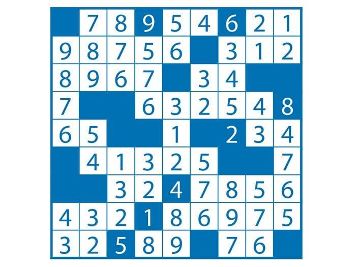 Jeu pour stimuler votre cerveau: S8, réponses.