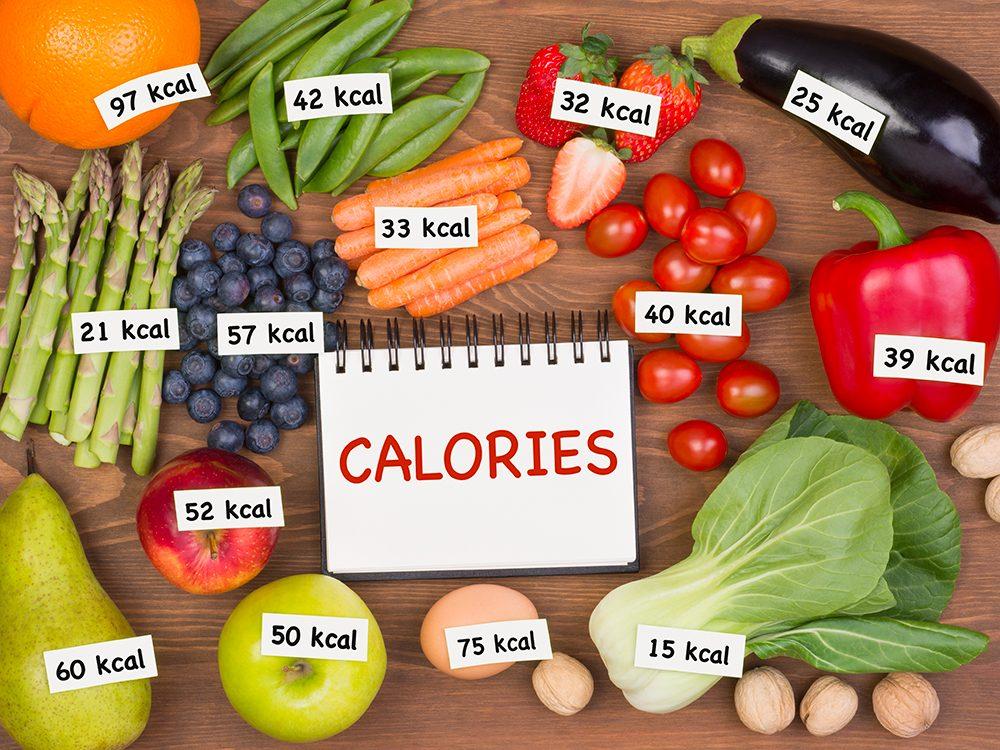 Avant de compter les calories, mieux vaut savoir ce que c'est exactement.