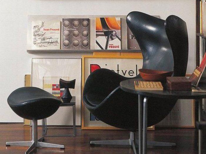 Passez un moment de détente sur cette chaise!