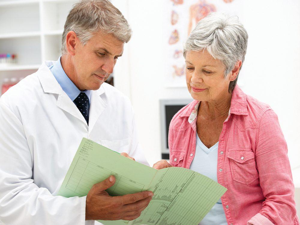 Les cataractes et comment les traiter.