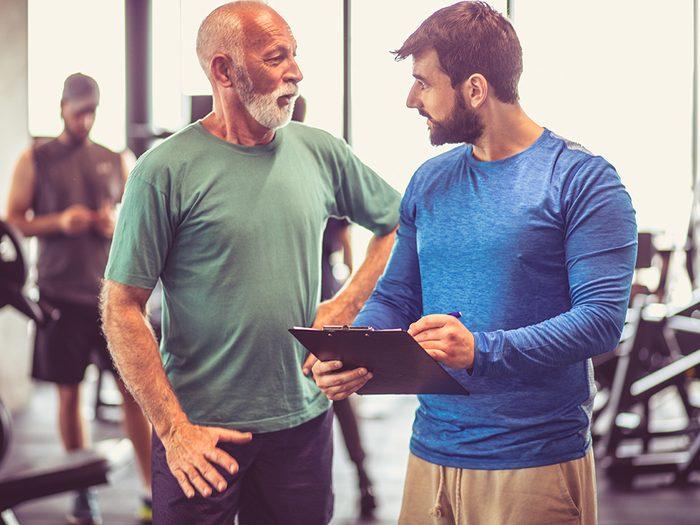 Gagnez du temps en vous mettant en forme plus rapidement avec de bons exercices.