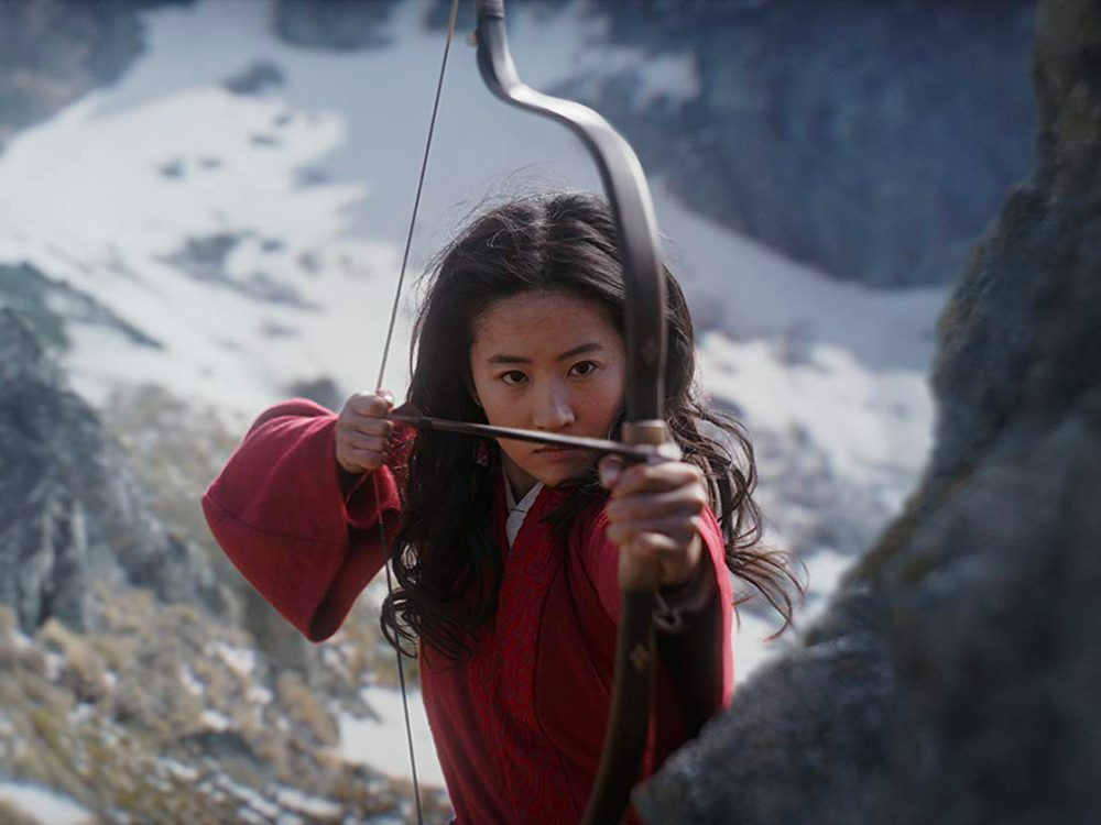 Mulan est l'un des films et séries à surveiller en mars 2020.