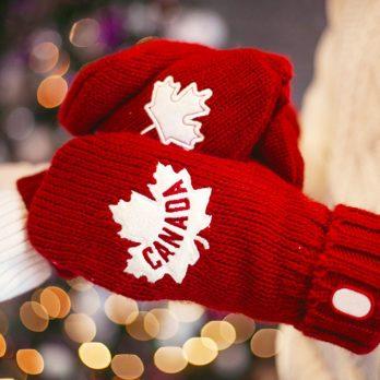 Mon premier hiver canadien