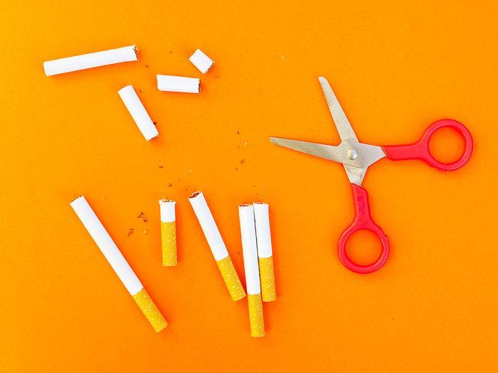 Les meilleures dates pour arrêter de fumer.