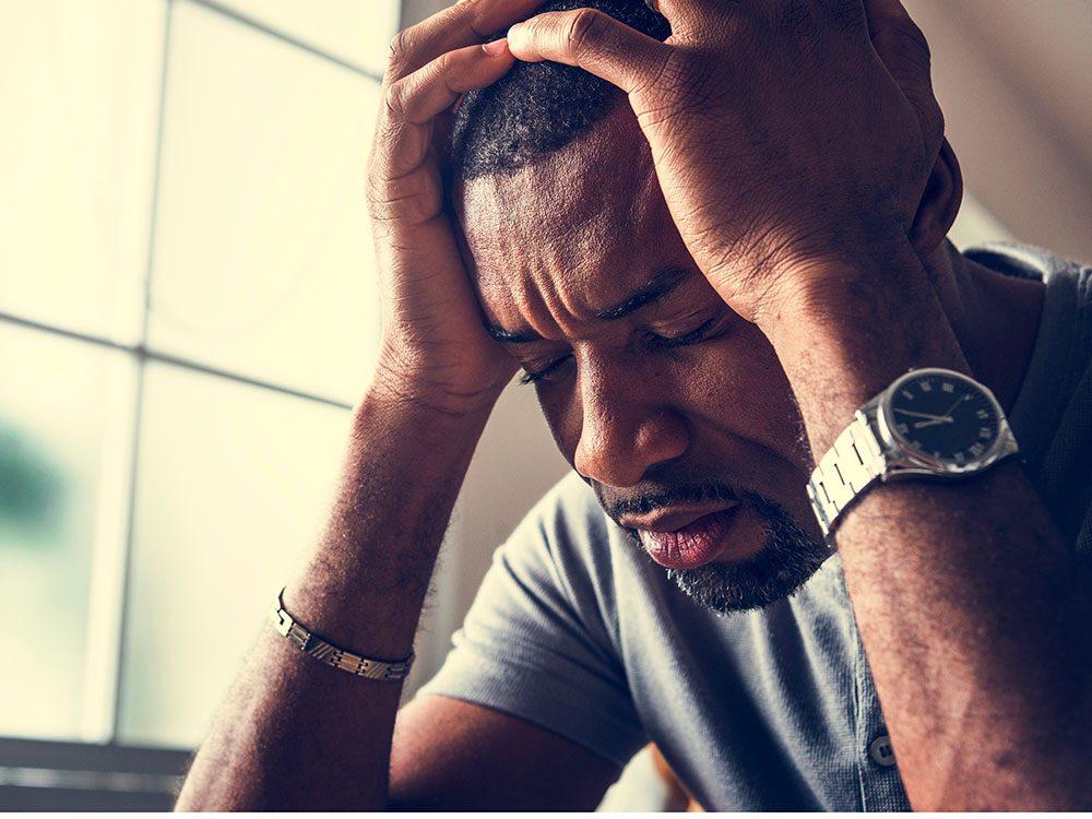 Santé mentale et détresse émotionnelle.