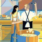 Sauver son mariage en cuisinant