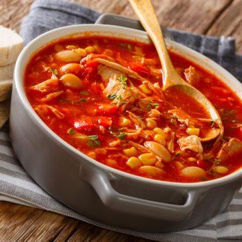 21 recettes de soupes réconfortantes