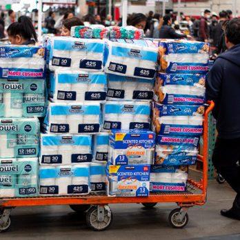 COVID-19: d'où vient cette peur de manquer de papier de toilette?