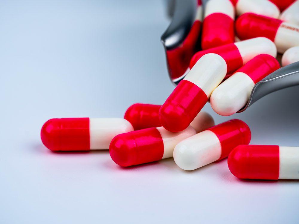 Vous pourriez ne plus être allergique à la pénicilline d'ici quelques années.