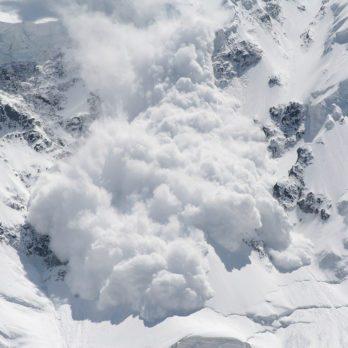 Avalanche: quand la neige se déroba sous ses pieds