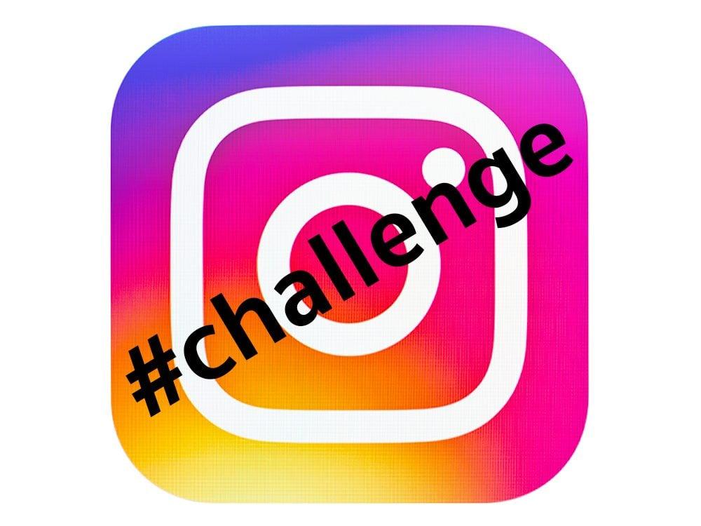 Les challenge sur Instagram pendant le confinement.
