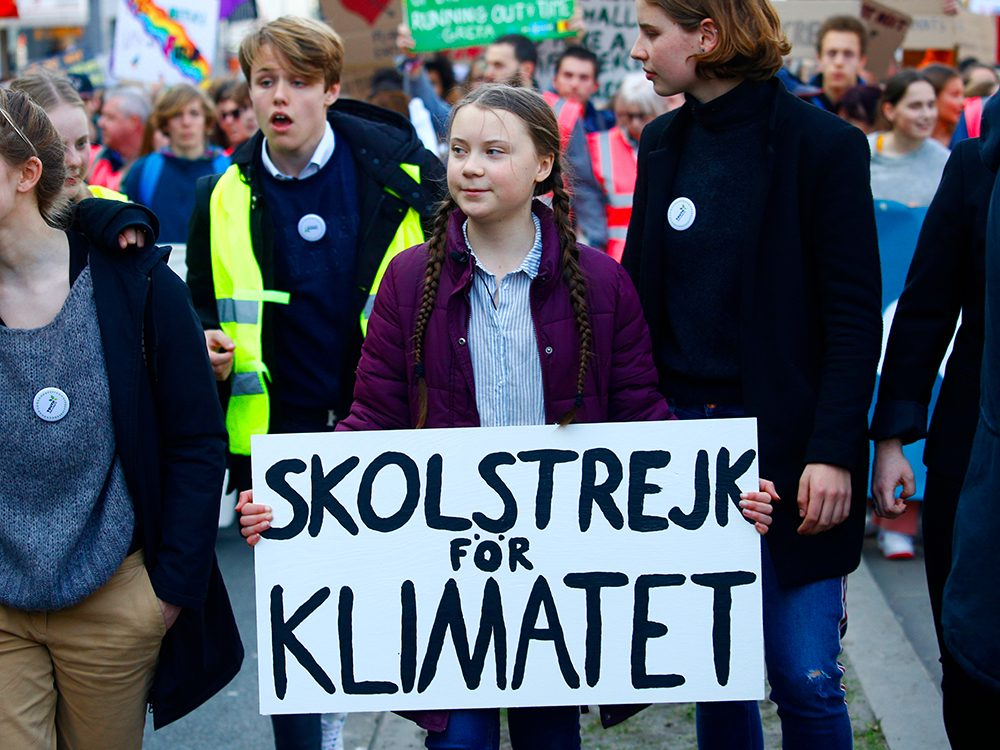 Changements climatiques et avenir.