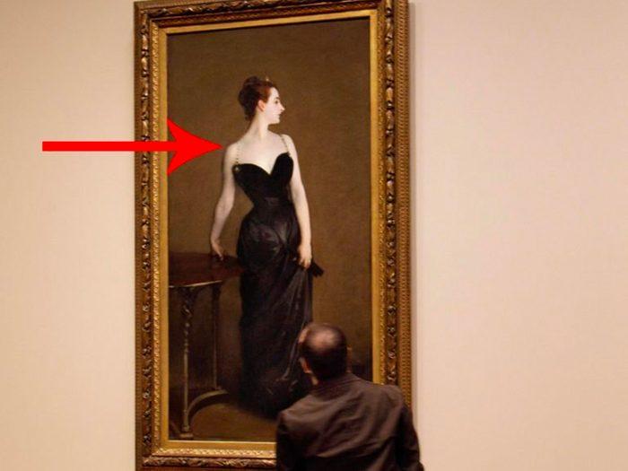 Les chefs-d'œuvre de la peinture: Madame X.
