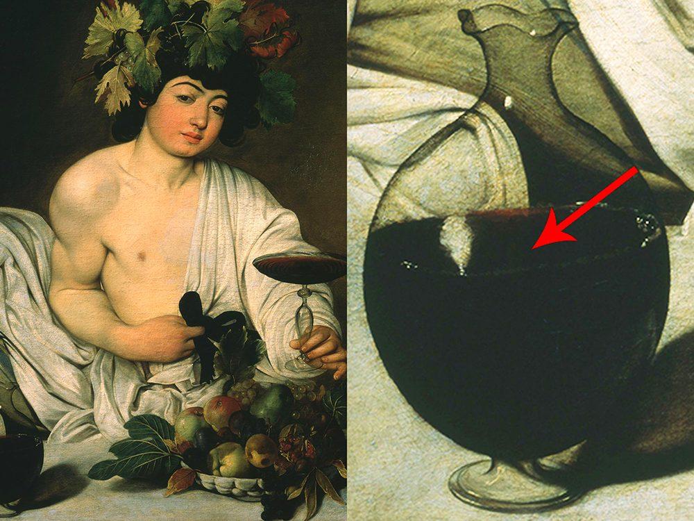 Les chefs-d'œuvre de la peinture: Le Bacchus.