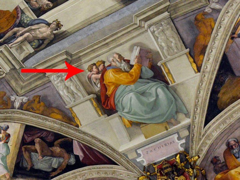 Les chefs-d'œuvre de la peinture: la chappelle Sixitine.