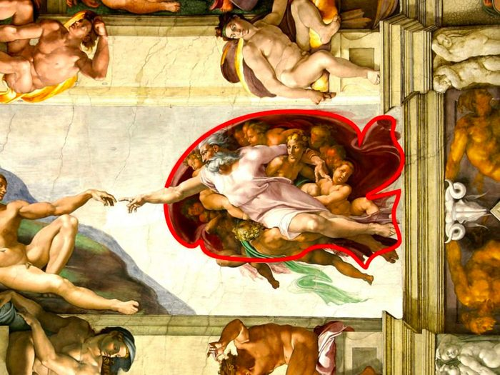 Les chefs-d'œuvre de la peinture: la chappelle Sixitine par Michel Ange.