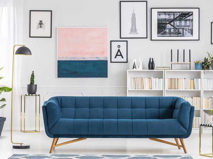 Confinés à la maison? Arrangez votre mobilier selon les principes feng shui.