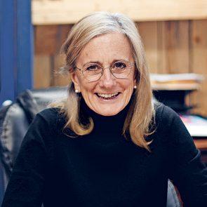 Rachel Lapierre, fondatrice de l'organisme d'entraide le Book Humanitaire.