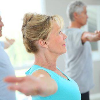 Commencer à faire de l'exercice après 60 ans