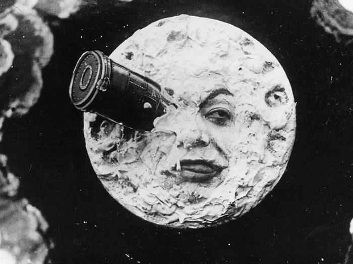 Le voyage dans la Lune est l'un des films et séries à voir pendant le confinement.
